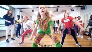 Petit Afro Presents - #PetitAfroChallenge    Afro Dance    Video By HRN