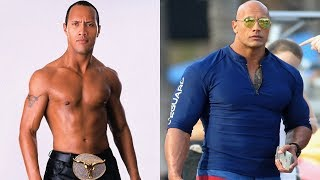 The Rock Transformation 2017 | From 1 To 45 Years Old