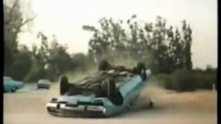 How Hollywood Makes A Car Flip Over (Part 1)