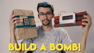 HOW TO MAKE A BOMB! - Film Making for Newbs