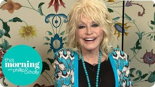 Dolly Parton Only Agreed to Star in '9 to 5' if She Could Sing the Theme Tune | This Morning