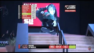 Street League Greatest Moments: The Last Four Tricks of Glendale 2010