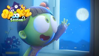 Spookiz | 220 | Fly Me To The Moon | (Season 2 - Episode 20) | Cartoons for Children 스푸키즈