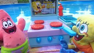Spongebob adventures/ Pool fun