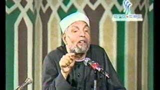 45- تفسير سورة المائدة - الاية ( 97 - 103) - متولي الشعراوي
