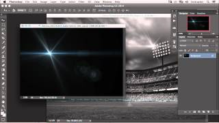 Create a Lens Flare Brush You Can Use Again and Again