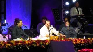 Rahat Fateh Ali Khan - Yeh Jo Halka Halka Saroor Hai (Live)