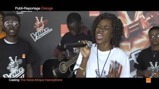 Casting The Voice Afrique francophone 2017