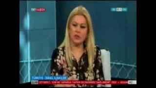 Deniz Ülke Arıboğan - TRT Haber AÇI - 26 Şubat 2014
