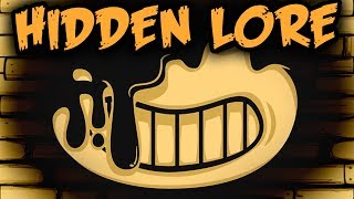 """""""Bendy and the Ink Machine :: Hidden Lore"""" 