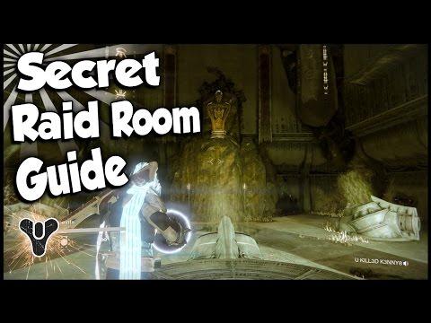 how to get out of raid room destiny 2