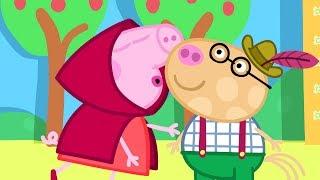 Peppa Pig Français | La Saint Valentin | Compilation | Dessin Animé Pour Enfant