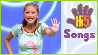 Hi-5 Songs | Give Five & More Kids Songs - Hi5 Season 15