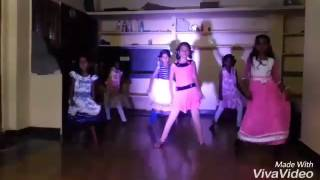 Sardar gabbar sing dance