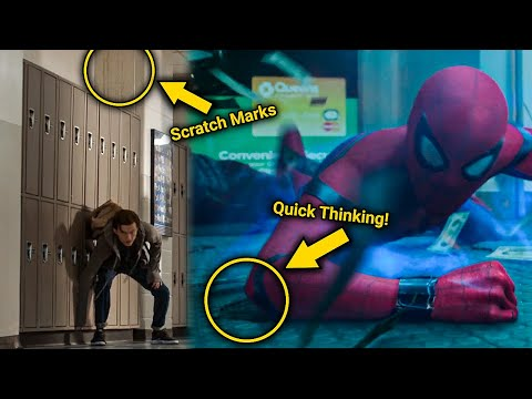 I Watched Spider Man Homecoming in 0.25x Speed and Here s What I Found