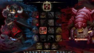 [新龍之谷]覺醒月光劍豪 ---- 英雄戰場-限時模式