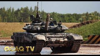 Rusiya yüzlərlə T-90 tankını Iraqa göndərir