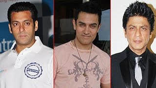 Aamir Khan On Salman Khan-Shahrukh Khan Patch Up, Happy New Year's Special DVD & More