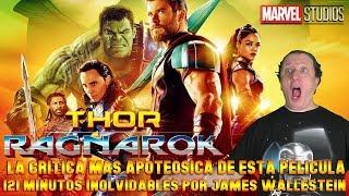 Thor Ragnarok - Thor 3 (2017) critica de James Wallestein