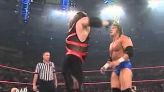 Triple H vs Kane Title vs Mask Match