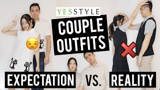 Try On: YESSTYLE COUPLE CLOTHING | Was it worth it?