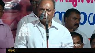 Pinarayi wishes to continue under Modi rule says A K Antony
