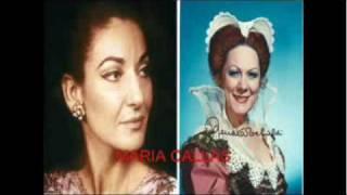 Callas The rivalry with Tebaldi