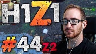 ONE STEP CLOSER   H1Z1 Z2 Battle Royale #44