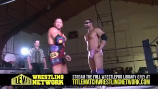 [FULL MATCH] Damien Sandow vs Colt Cabana - WrestlePro Exclusive