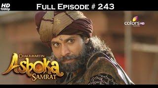 Chakravartin Ashoka Samrat - 31st December 2015 - चक्रवतीन अशोक सम्राट - Full Episode(HD)