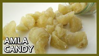 How to make Amla Candy   Sweet Amla Candy Recipe by Healthy Kadai