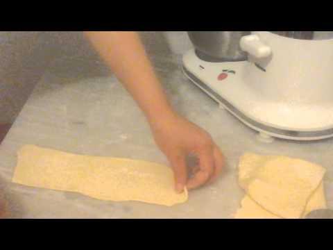 La recette de griwech algérien