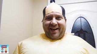 SUMO steals Kid Cops Wendy