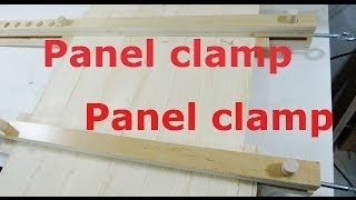 Make a Panel Clamp