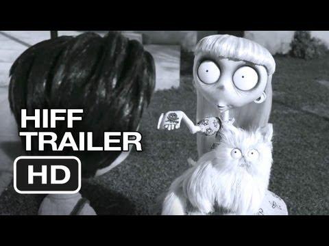 Xxx Mp4 HIFF 2012 Frankenweenie Trailer 2 Tim Burton Movie HD 3gp Sex