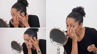 How To : Smokey Eye Using Kajal - No Brushes!