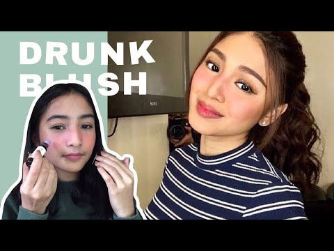 HOW TO DRUNK BLUSH (+fav cheek & lip tint!!)