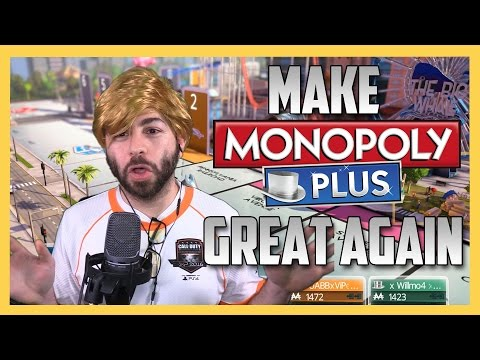 watch Make Monopoly Great Again -