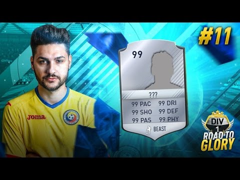 FIFA 17 BEST CHEAP OVERPOWERED STRIKER IN ULTIMATE TEAM - FIFA 17 ROAD TO GLORY #11
