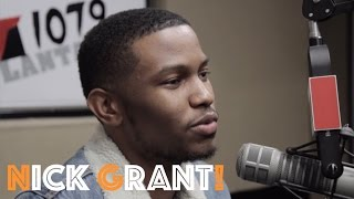 Nick Grant: ROTC, Working With Organized Noize, Sing Along And More