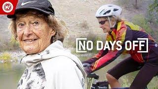 87-Year-Old Ironman Competitor   The Iron Nun