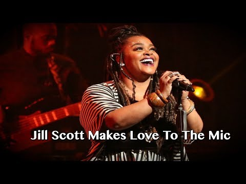 Xxx Mp4 Jill Scott Simulates Oral Sex On The Microphone Live At Her Show 3gp Sex