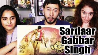 Sardaar Gabbar Singh Reaction Review - Jaby, Hope and Akeira