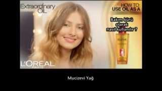 loreal saç bakım yağı nasıl kullanılır