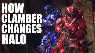 How Clamber Significantly Changes Halo's Gameplay! Why it Shouldn't Return!