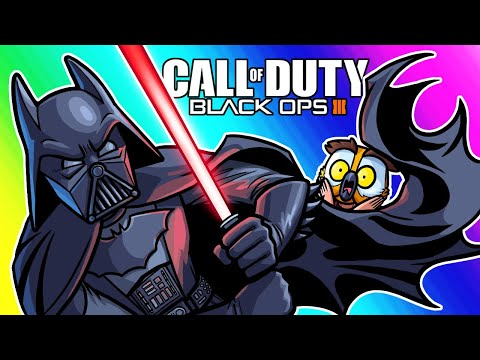 Xxx Mp4 Black Ops 3 Zombies Funny Moments Star Wars DBZ And Limitless Weapons 3gp Sex