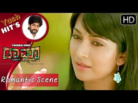 Radhika Pandith romantic Scenes | Kannada Comedy Movie | Kannada Super Scenes | Yash