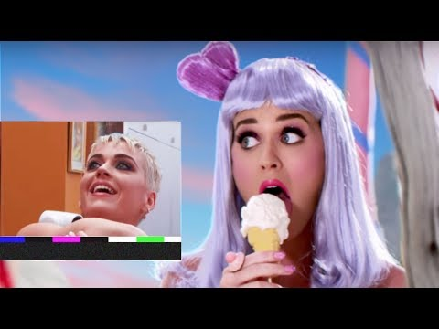 Xxx Mp4 Katy Perry Reacts To Her Music Videos Witness World Wide 3gp Sex