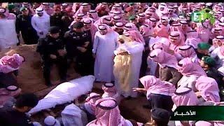 Burial of Saudi King Abdullah Rahimahullah