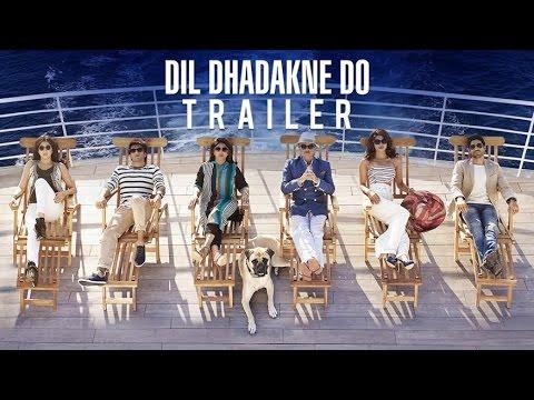 Dil Dhadakne Do Official Trailer   In Cinemas 5th June